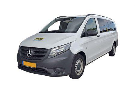 personenbus_9 persoons auto_ VIP Kuperus Autoverhuur
