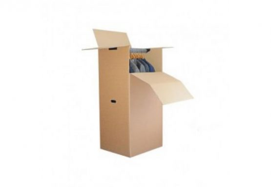 verhuur garderobebox
