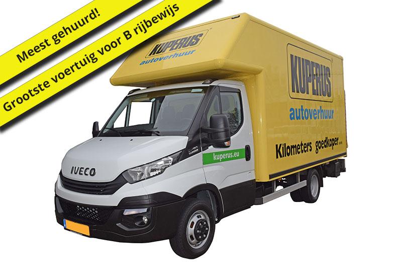 Kuperus Autoverhuur Hilversum Auto Bestelwagen Bus Vrachtwagen