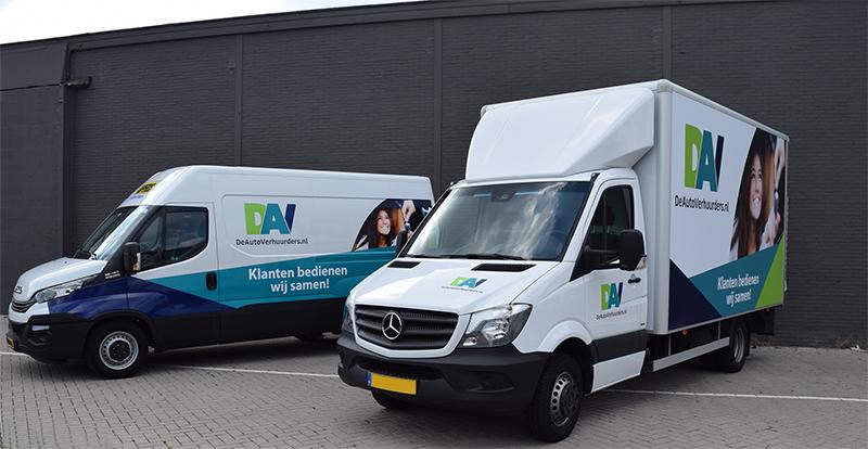 DeAutoVerhuurders.nl samenwerking