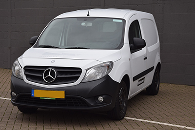 WhiteRent Mercedes Caddy 3m3